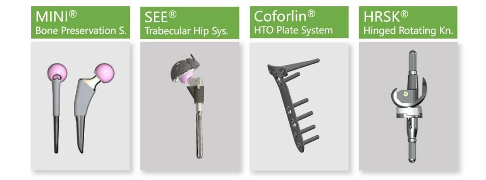 SKI®PS High Flexion Total Knee System