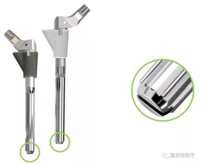 Semi Hip Implant