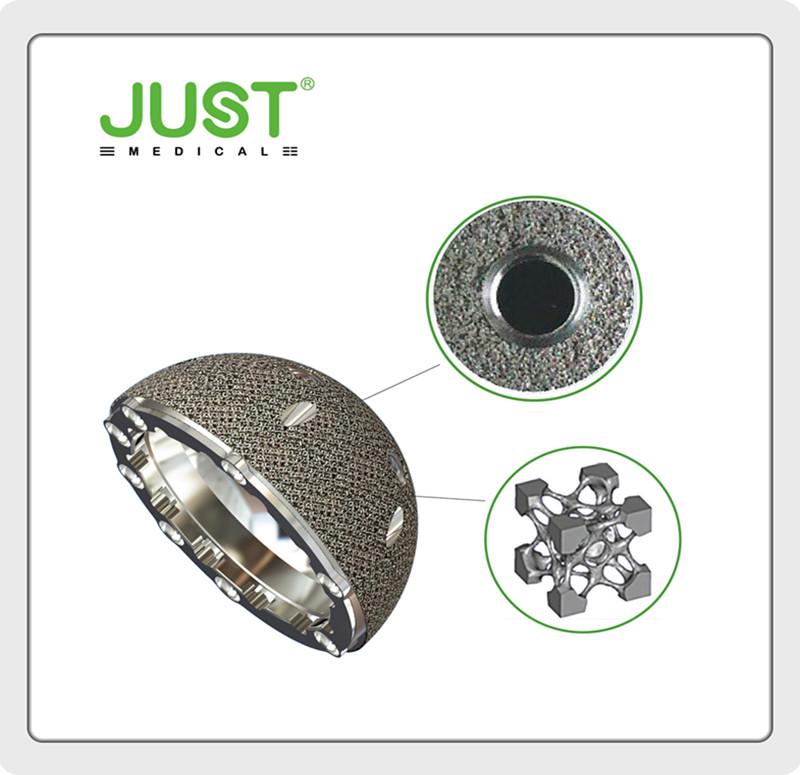 SEE® Trabecular Acetabular Cup-DDH
