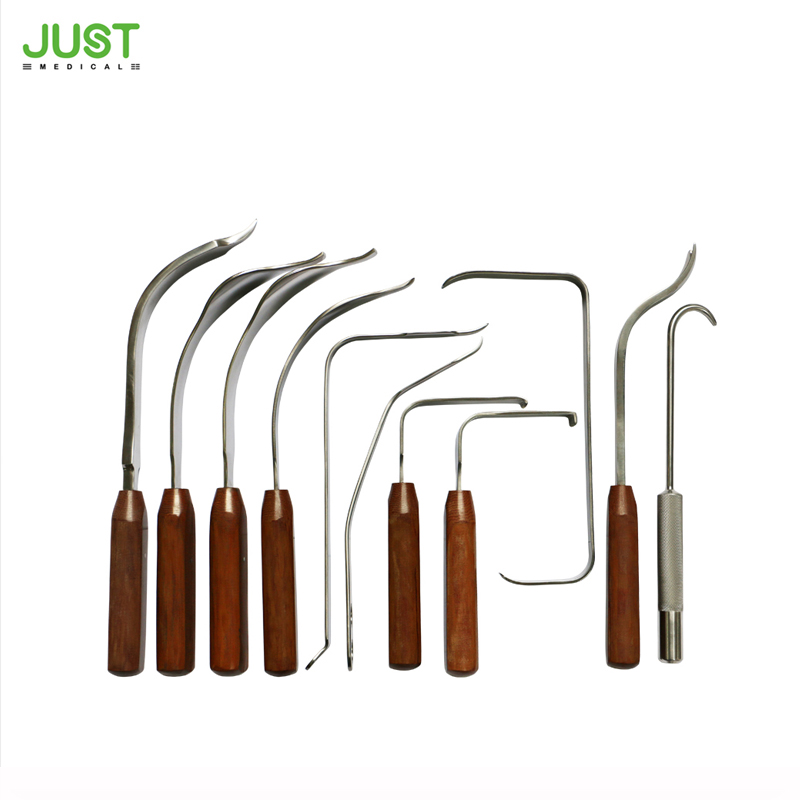 Surgical instruments of MIS-THA